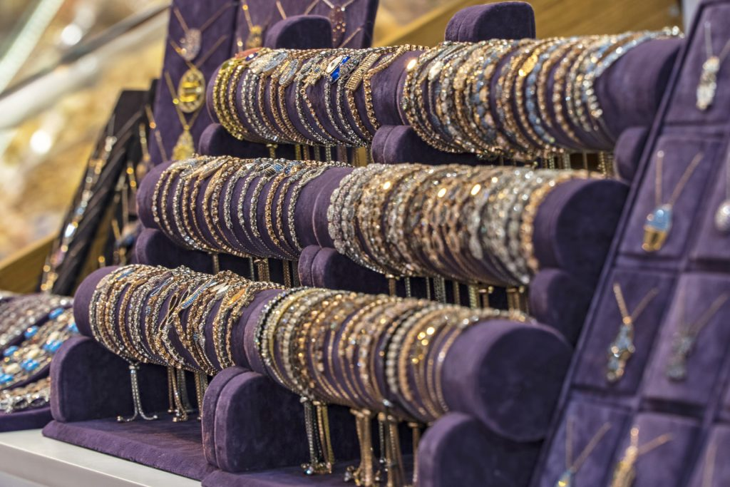Makkah jewelry shopping
