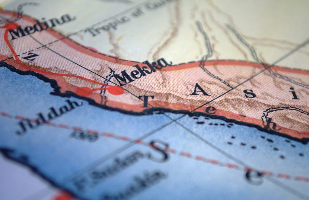 3afef78d062e8 أقصر الطرق المباشرة  جدة إلى مكة المكرمة